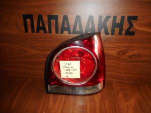 VW Polo 2005-2009 φανάρι πίσω δεξιό 3/5θυρο