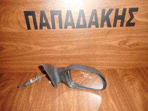 Citroen Saxo 1996-2003 μηχανικός καθρέπτης δεξιός άβαφος
