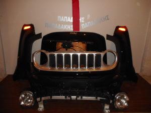 Jeep Renegade 2014-2019 μούρη μαύρη