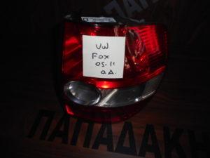 VW Fox 2005-2011 φανάρι πίσω δεξιό
